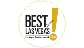 Best of Las Vegas 2016 Certification