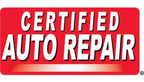 Certified Auto Repair Certification